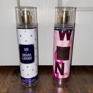 Ariana Grande body spray bundle
